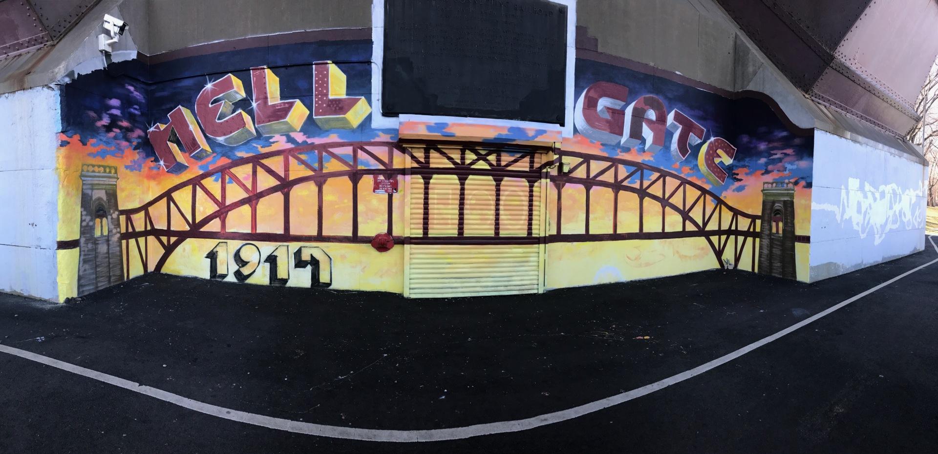 Hell Gate Bridge: A Great Survivor