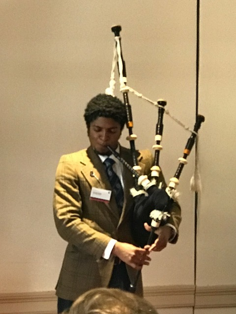 Tartan Day Special with a Little History of the Penn Club