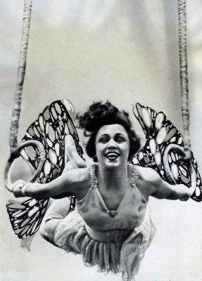 The Dangerous Love of Lilian Leitzel and Alfredo Codona