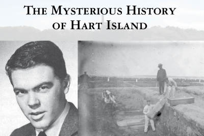 Upcoming lecture on Hart Island at Q.E.D