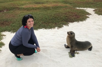 The Galapagos Report - Day Two - Falling in Love with Sea Lions