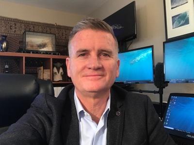 Steve Schommer, President/Founder of Real World Logistics