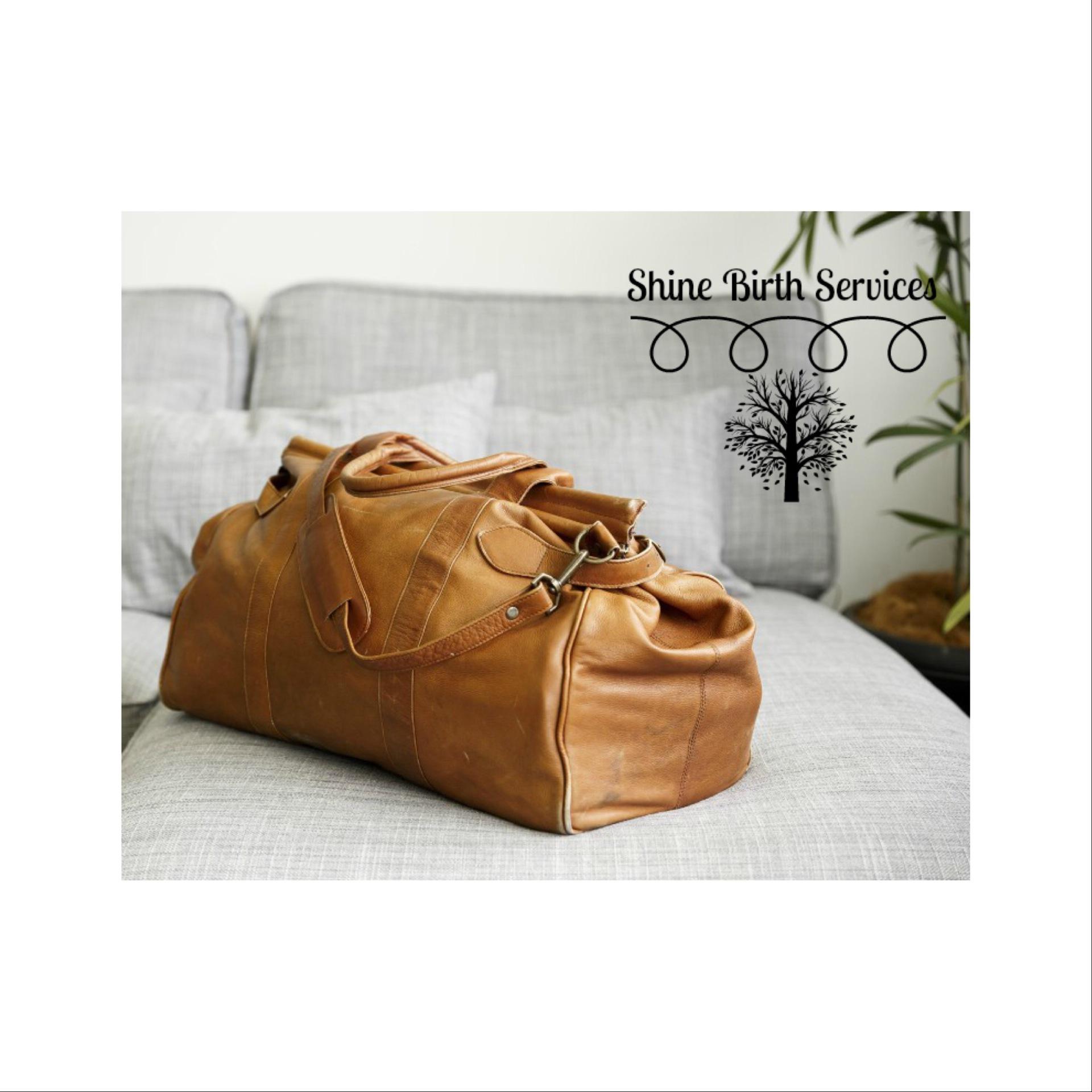 The Essential Birth Bag