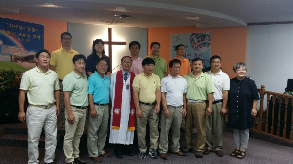 시애틀 형제교회 중창단