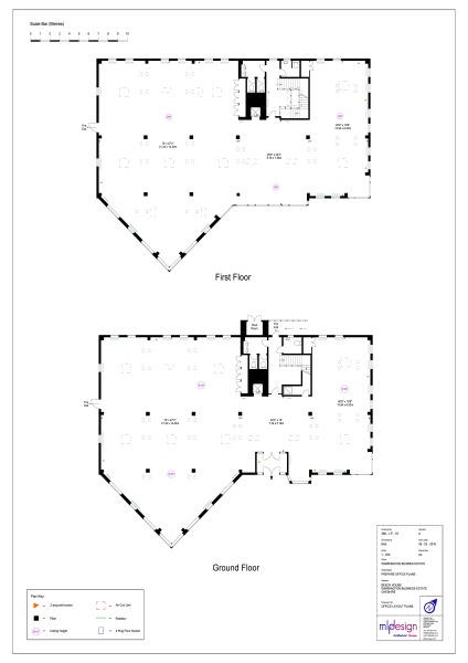 Office Space Planning Example