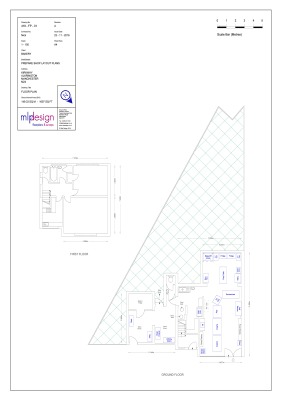 Shop Layout Floor Plan