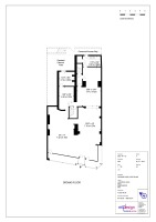 Commercial floor plan example