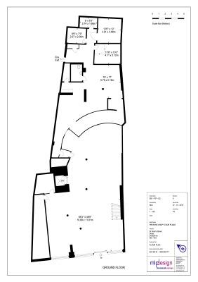 Commercial Bank Floor Plan Example