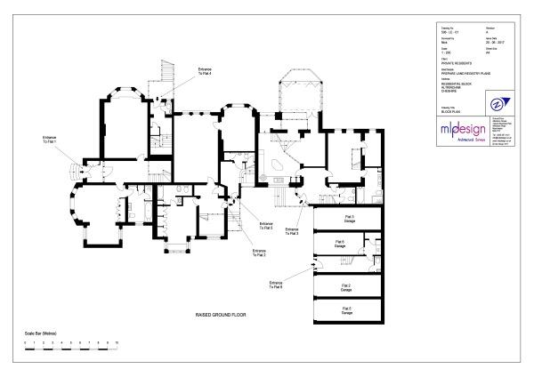 Industrial Floor Plan Example