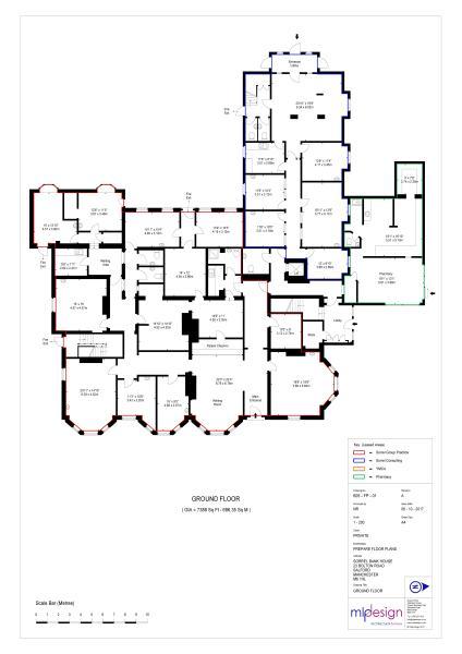 Commercial Floor Plan Example