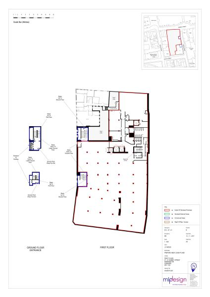 Land Registry Lease Plan