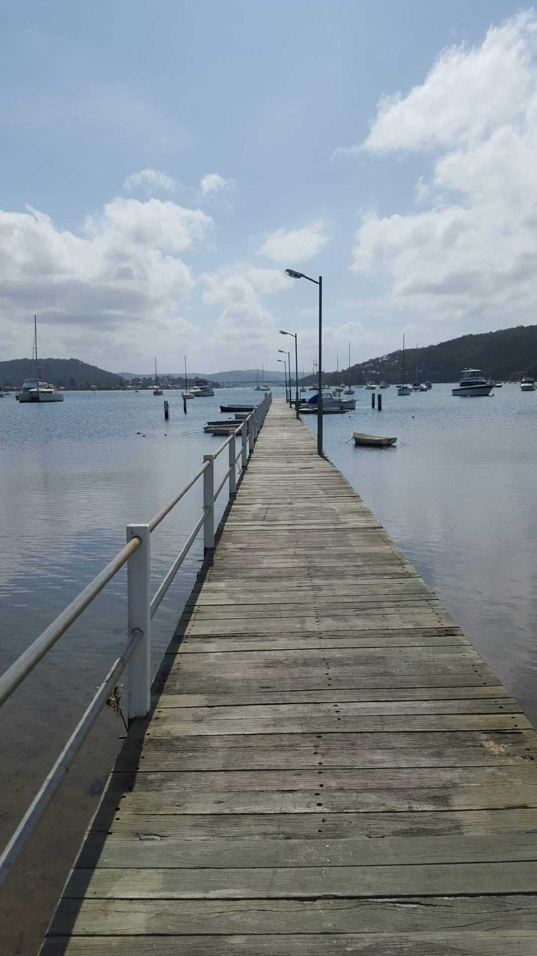 The Public Jetty