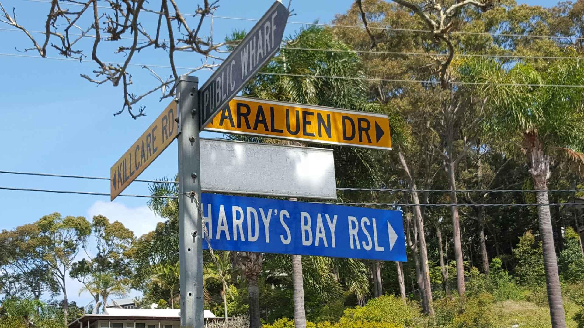 Hardys Bay RSL