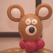 Teddy Bear (balloons)