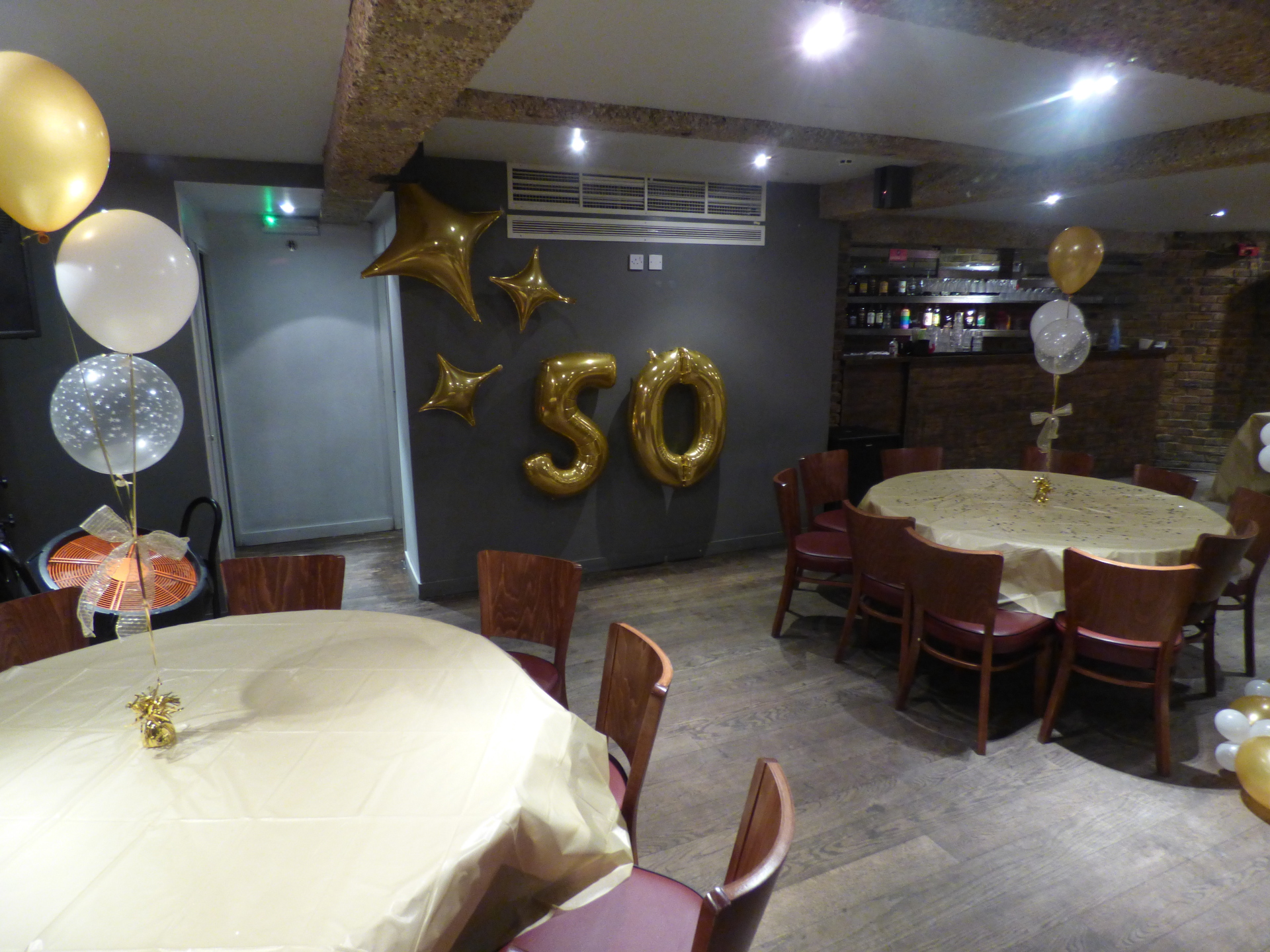 50th b'day party!!!