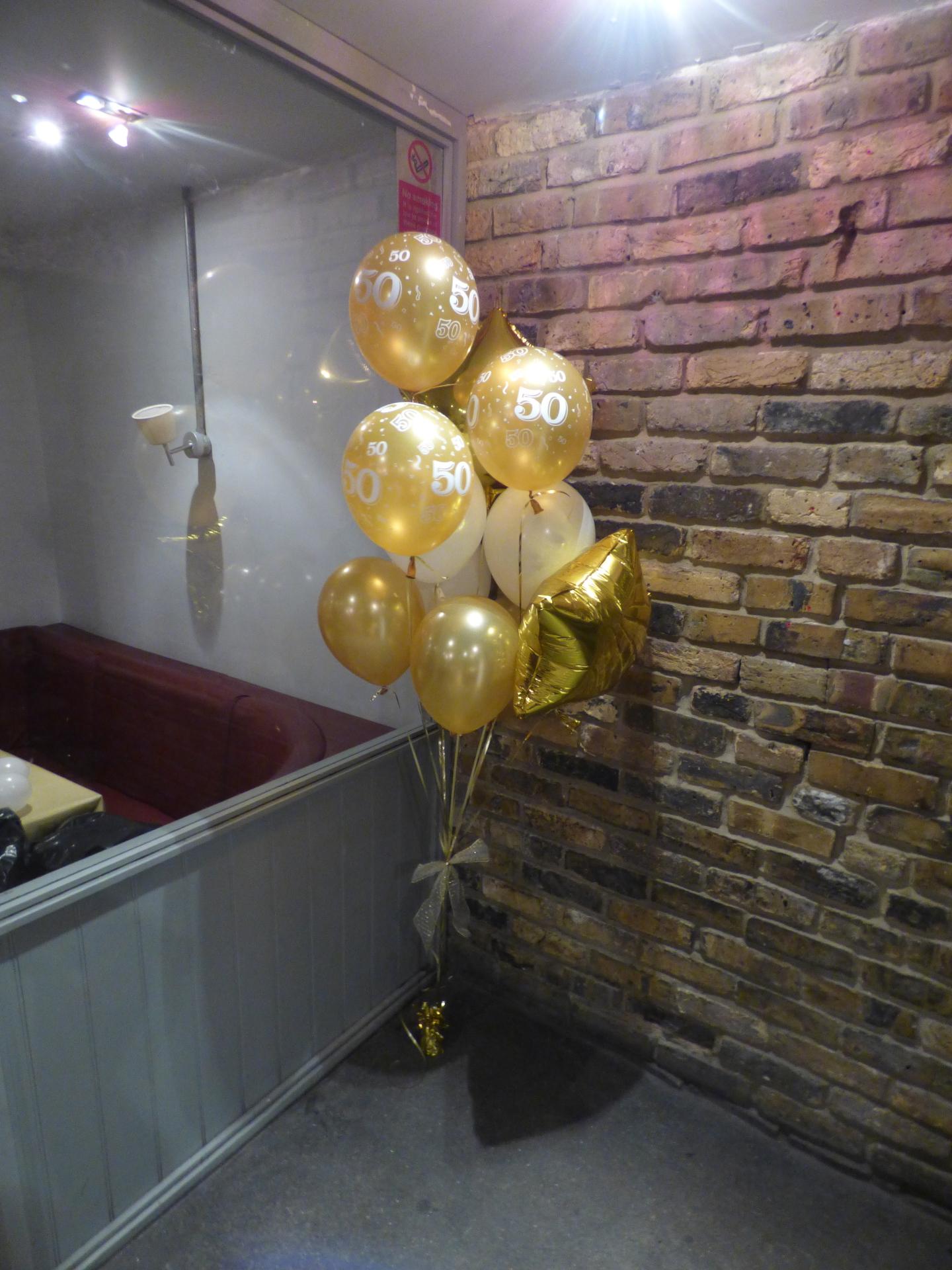 Balloon Bouquet!!