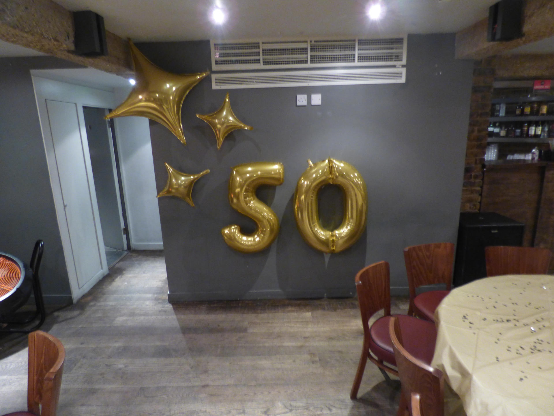 50th B'DAY PARTY!!