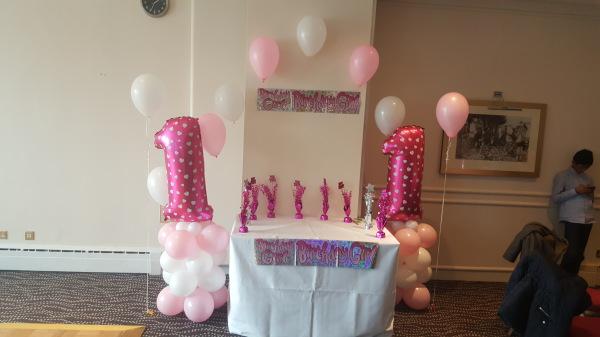 1st birthday party!!!