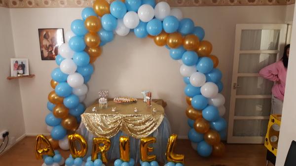 !st Birthday Party!!