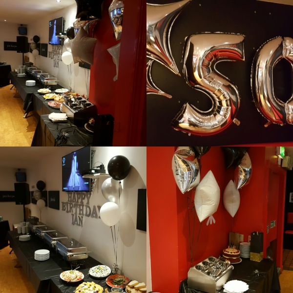 50th Birthday Party!!!