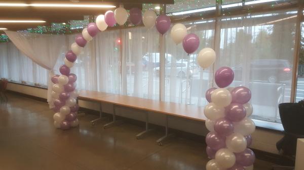 Balloon Arch!!!