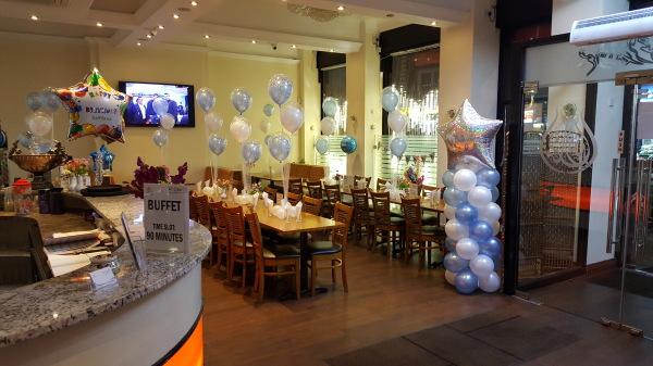 Birthday suprise party in Al-Jasr restaurant!!!