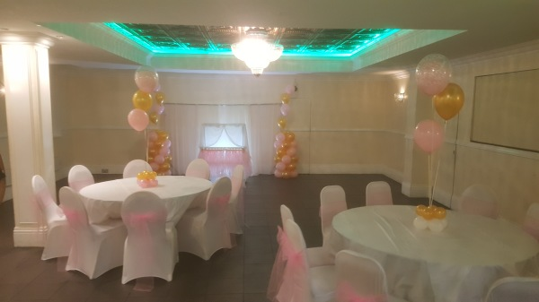 Centrepieces and front display!!