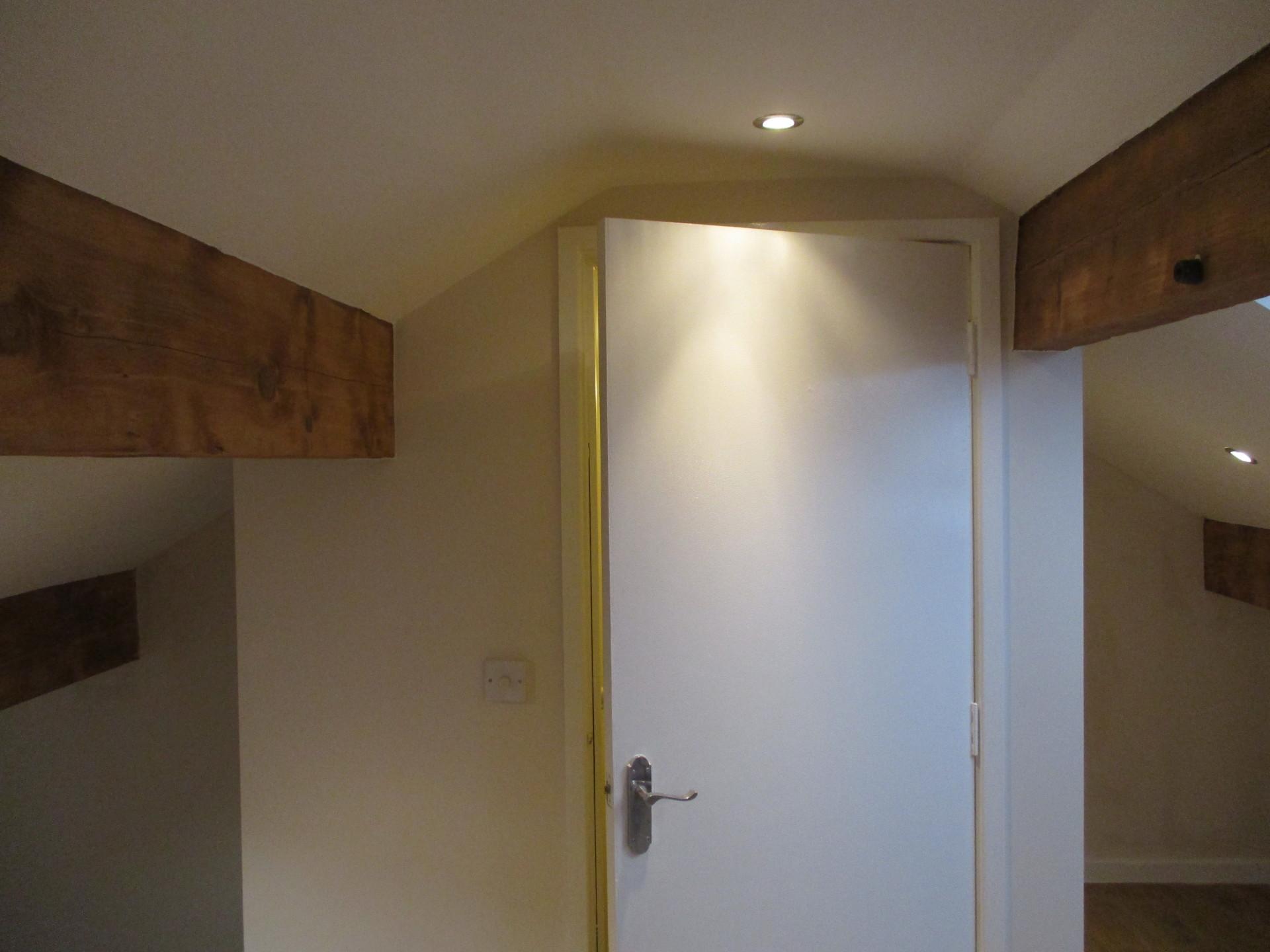 decorating job finished loft renovation