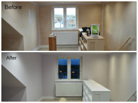 before and after pictures loft conversion