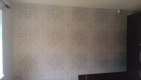wallpaper feature wall