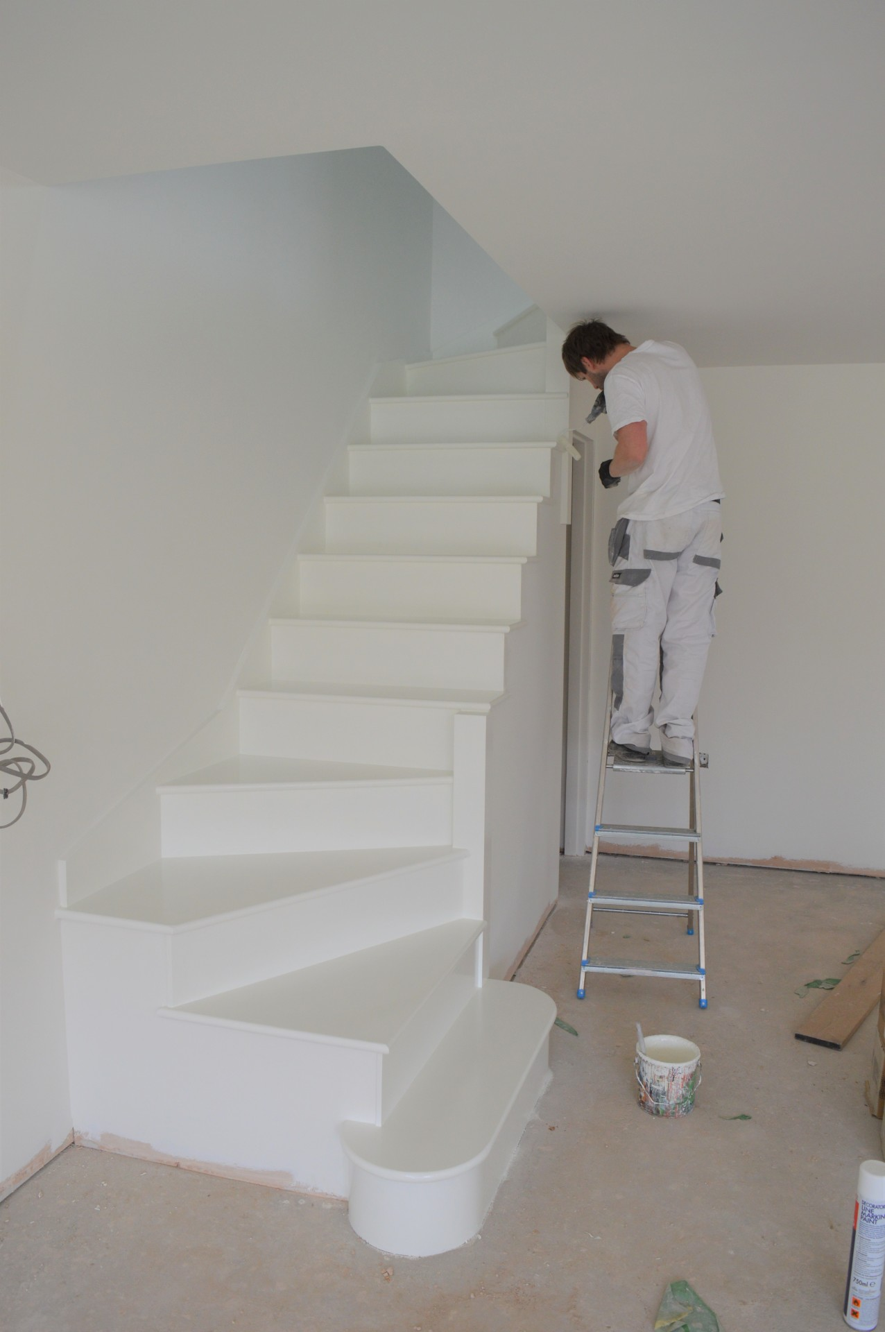 painter and decorator working leeds