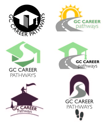 Gwinnett County Career Pathways (Concept logos)
