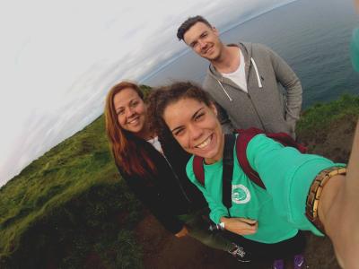 DAY 1 in Ireland