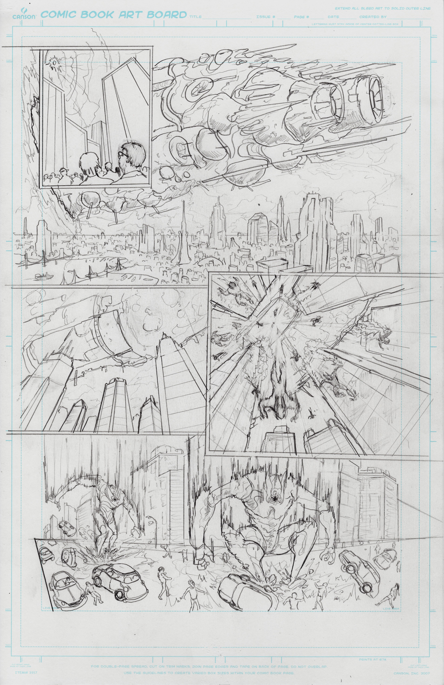 Superman page 2