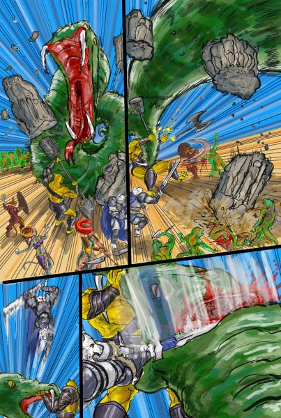 Battlecats page 2