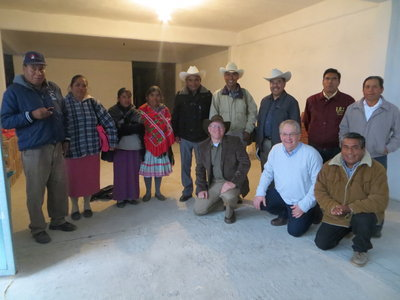 Pastor Felipe & Church Leaders