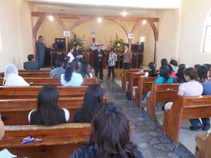 Maranatha, San Miguel Enyegue