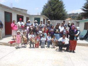 Good Shepherd, Virgen Centro