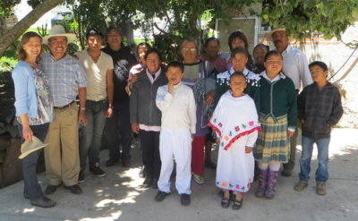 Pastor Benjamin's Family