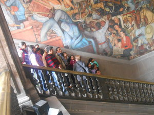 Murals of Diego Rivera