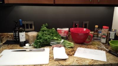 Fig & Goat Cheese Quinoa Salad