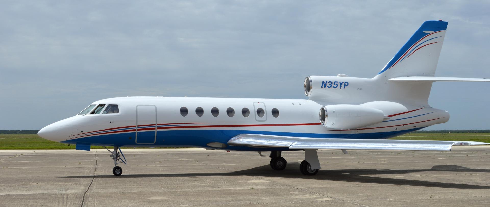 Falcon 50