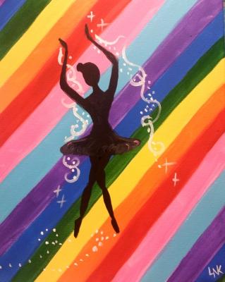 Magical Ballet Dancer