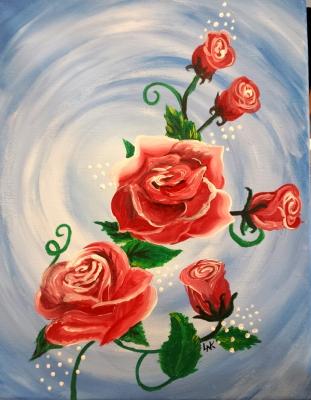 Rose Vines