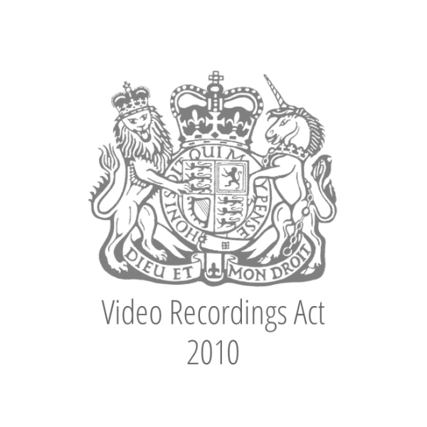 Video Recordings Act 2010