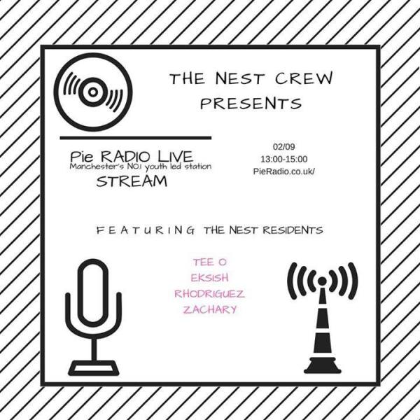 Pie Radio ft Nest Residents
