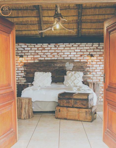 Honeymoon suite Grietjie die donkie