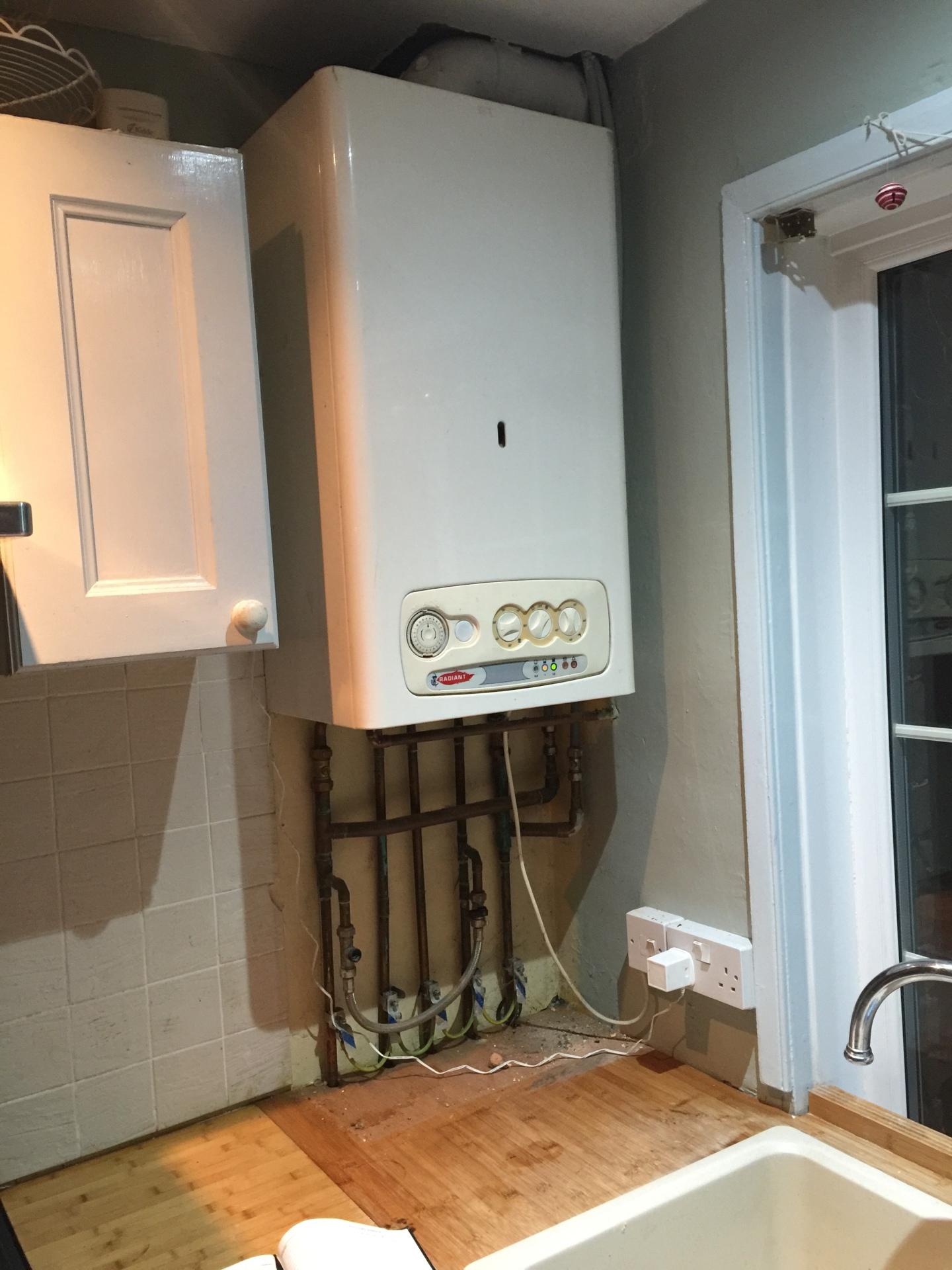 Boiler Change