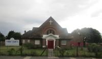 Bellingham, Christ Church United Reformed Church,christ church urc bellingham green se6 3hq 2015