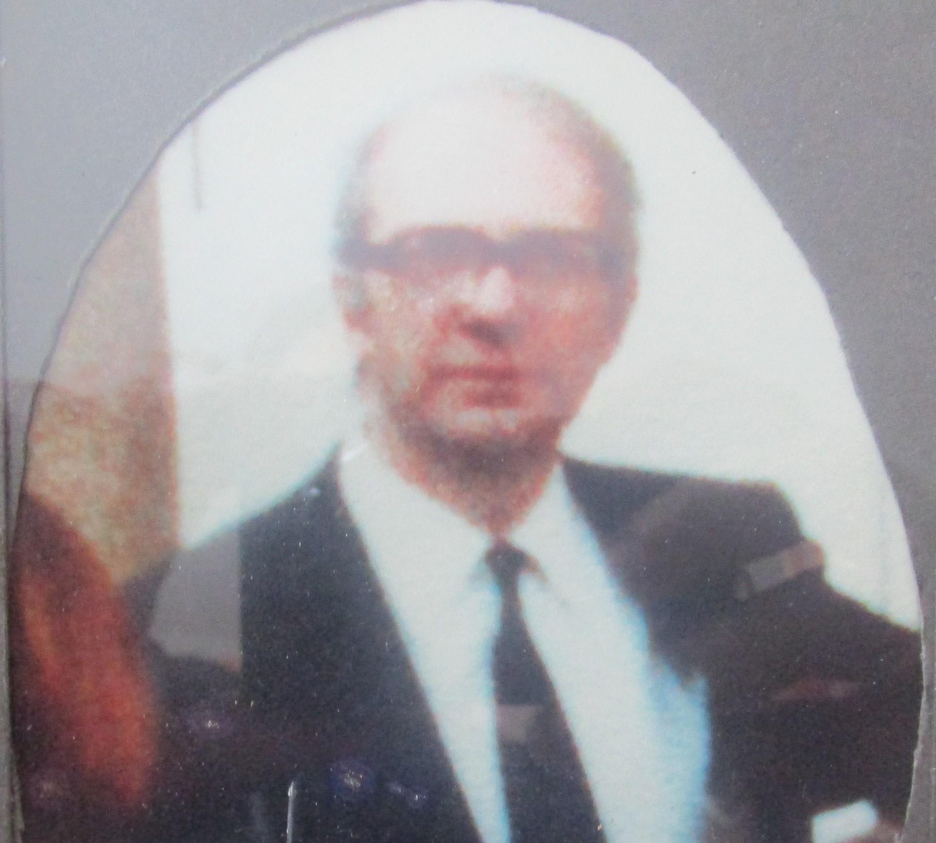 reverend roger smith 1970 1982 christ church urc bellingham green se6 3hq 2015